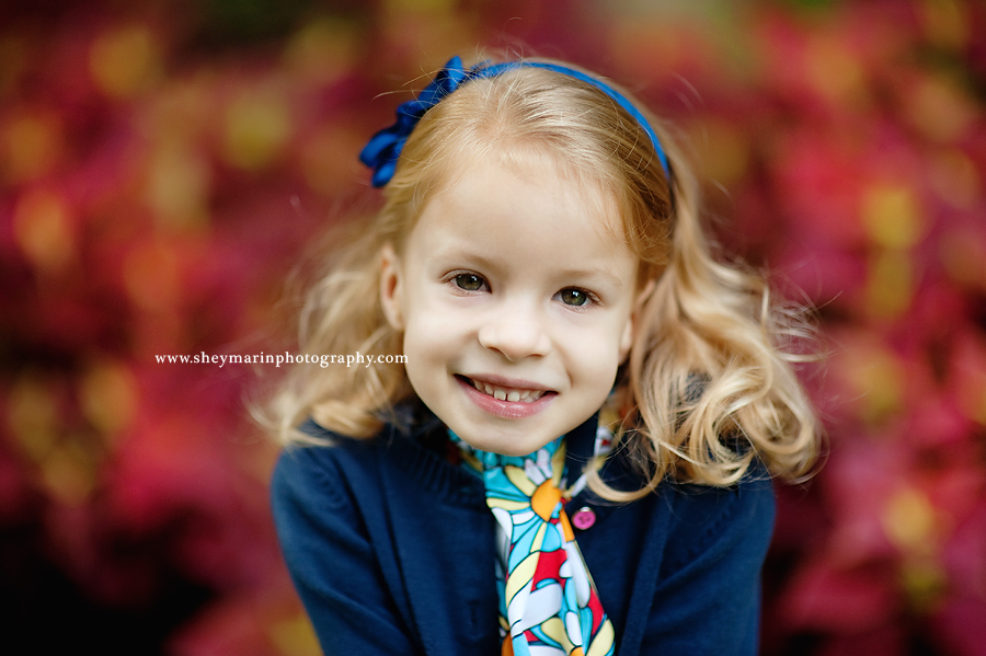 Bethesda Maryland Children's Photographer