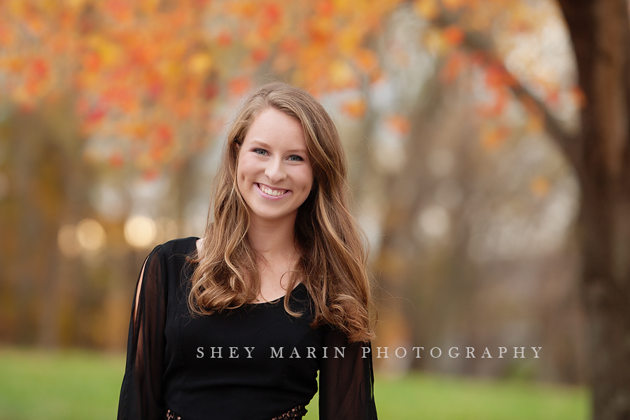 Frederick Maryland senior photographer