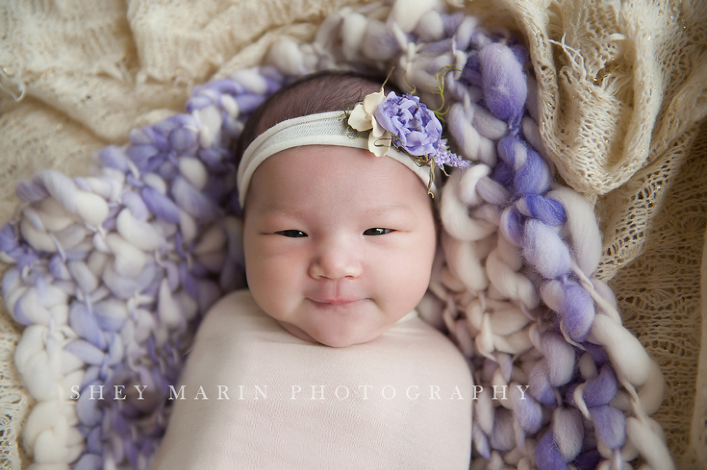 Little Sister | Frederick Maryland newborn photographer