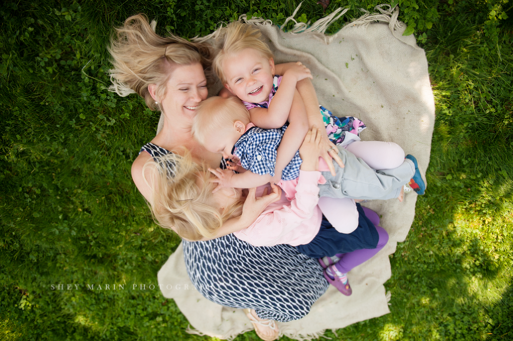 Family of five | Frederick Maryland Family photographer