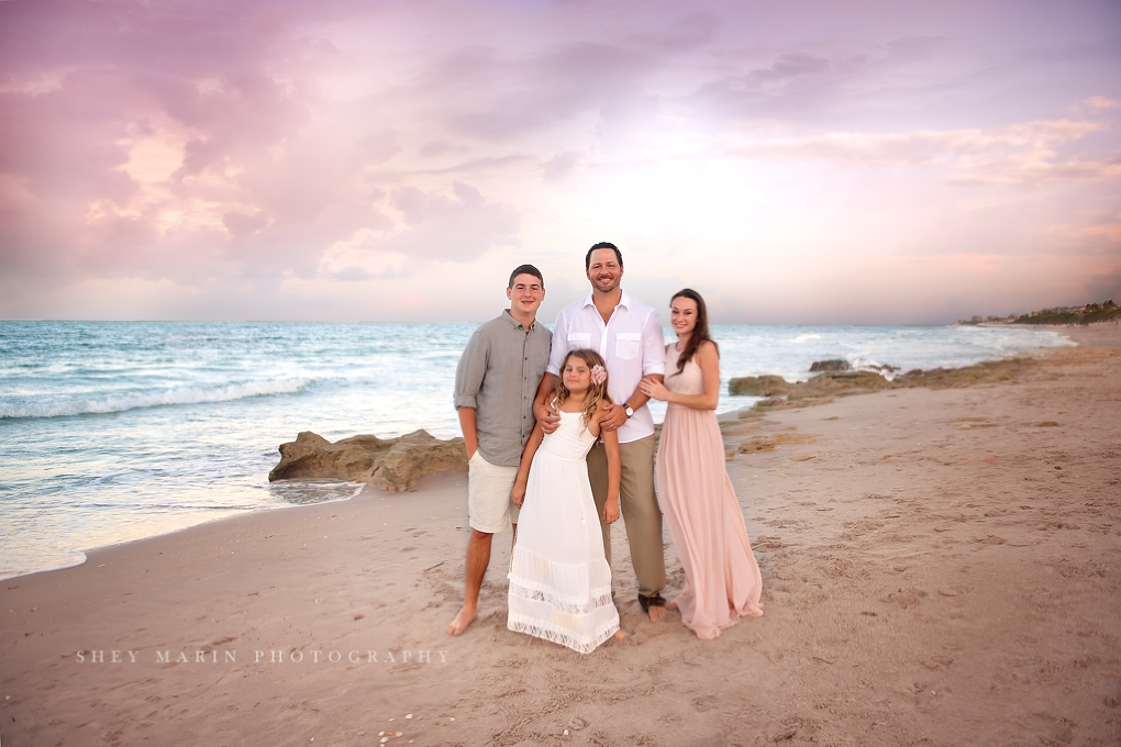 Florida Beach sessions | Jupiter FL family photographer