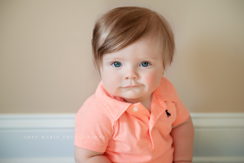 baby boy | Washington DC child photographer