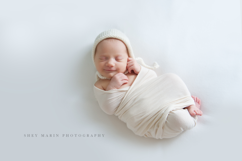 Newborn Girl | Frederick Maryland baby photographer