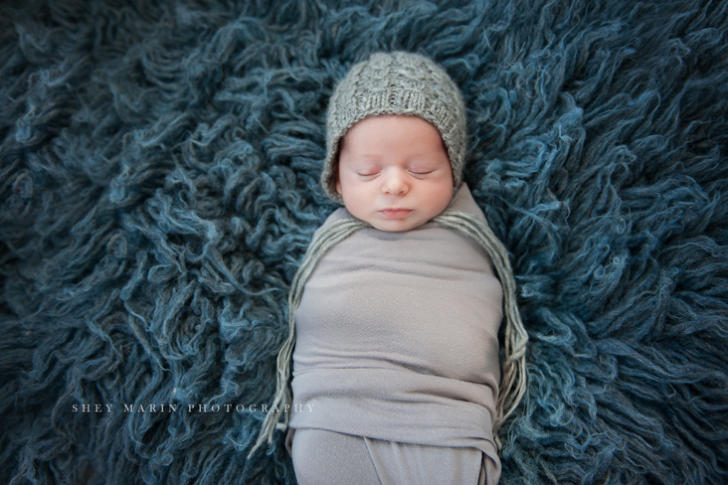 Baby boy | Washington DC newborn photographer