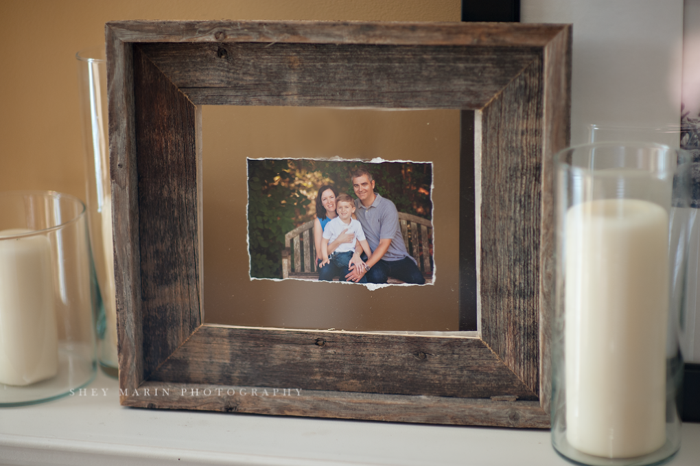 Framed print | Frederick Maryland family photographer