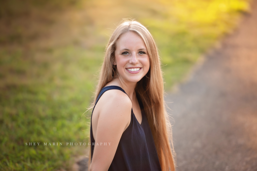 senior photography | Frederick Maryland high school photographer