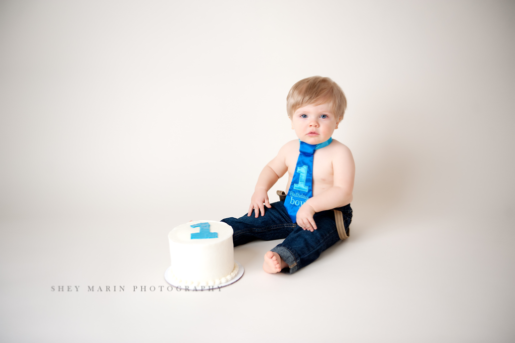 First Birthday | Washington DC baby photographer