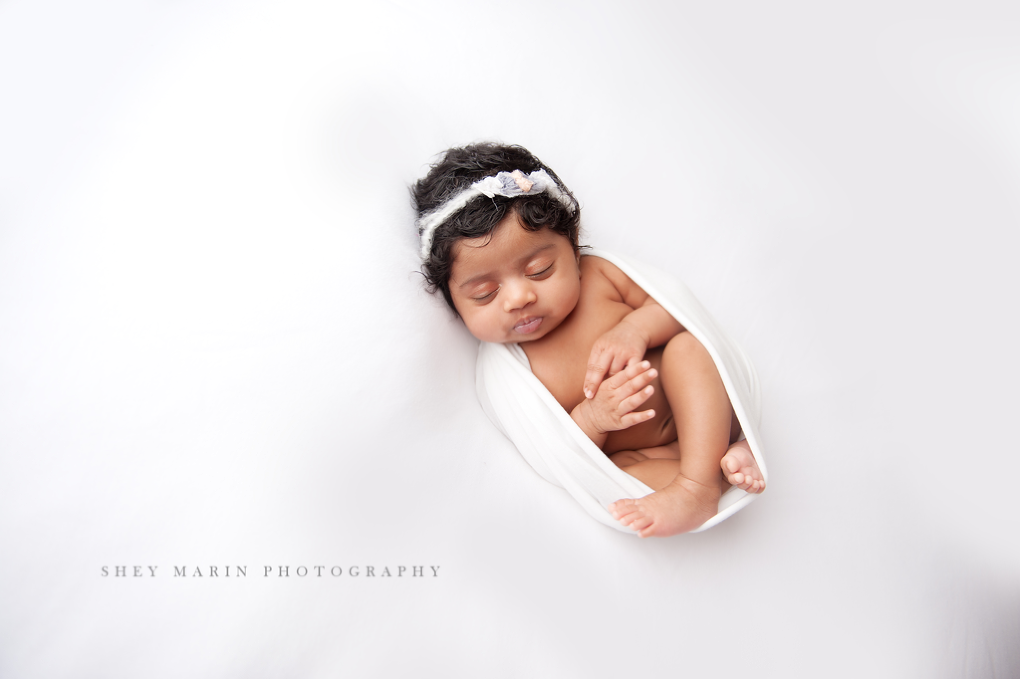 gorgeous newborn | Washington DC baby photographer
