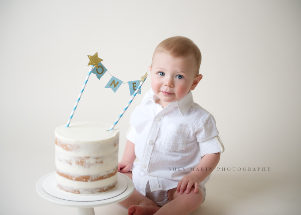 cake smash | Washington DC baby photographer