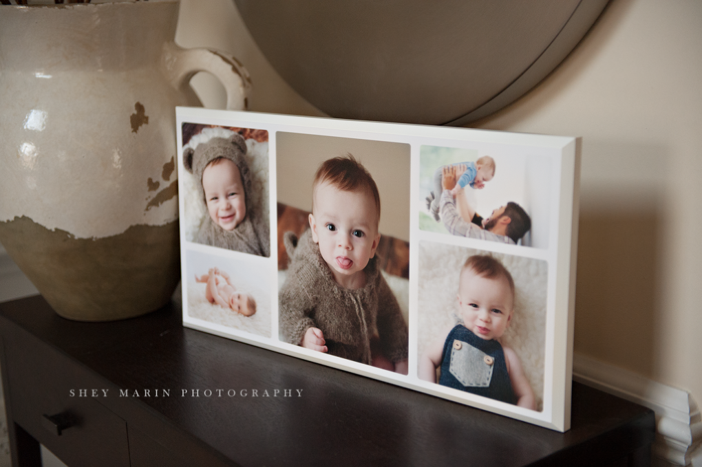 storyboard gallery mounted | Frederick Maryland family photographer