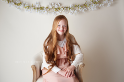 redhead beauty | Frederick Maryland child photographer