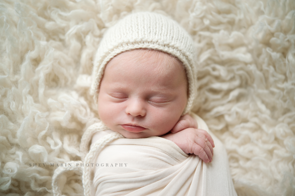 Lifestyle newborn | washington dc baby photographer