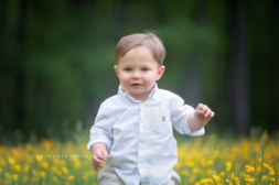 one year old frederick maryland baby photographer