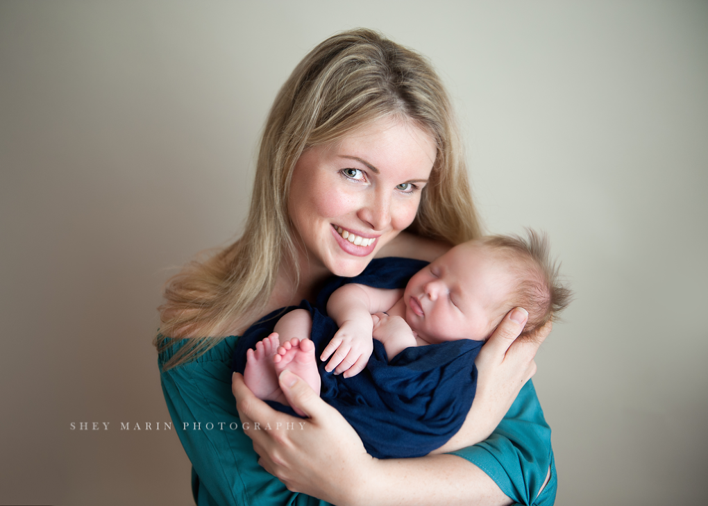 2 week old newborn | frederick md baby photographer