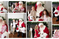 santa mini session frederick maryland photographer