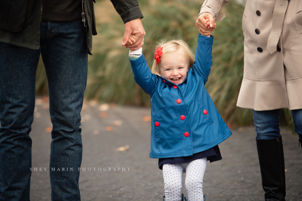 Georgetown DC family photosession