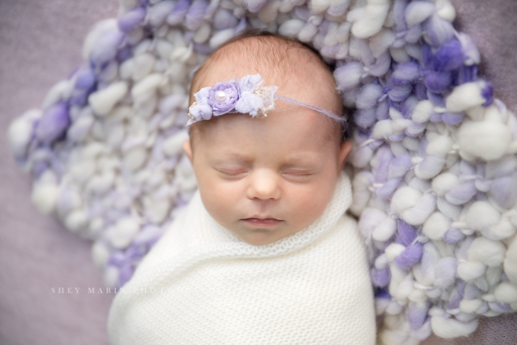 new baby photographer in Maryland