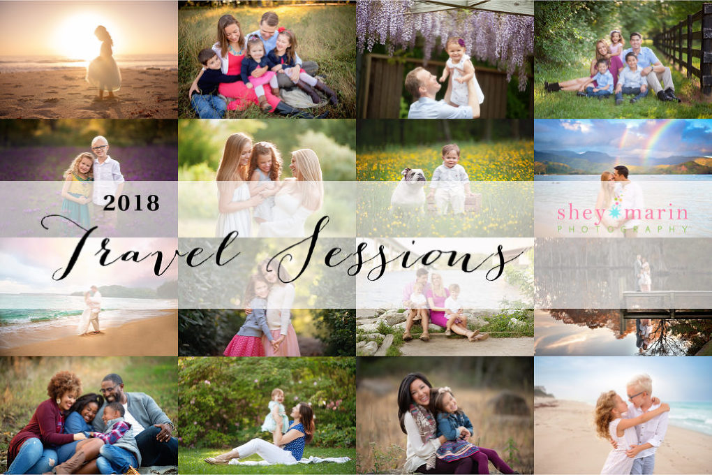 travel sessions Shey Marin Photography family portraiture